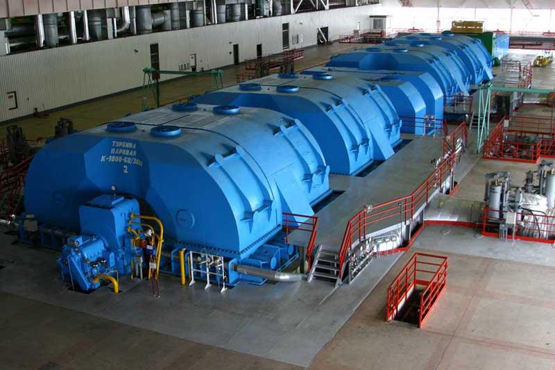 Другий енергоблок Хмельницької атомної електростанції (АЕС) відключено від енергомережі, щоб усунути неполадки / фото xaec.org.ua