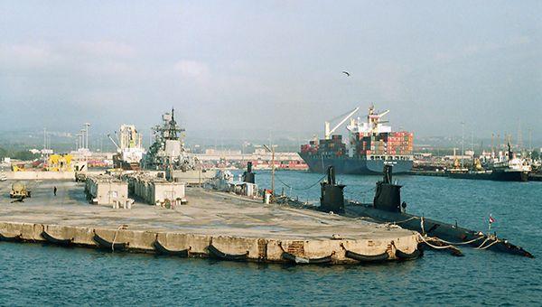 Капитан порта Тартус взял у украинцев паспорта и другие документы, которые отказался возвращать / CypLIVE