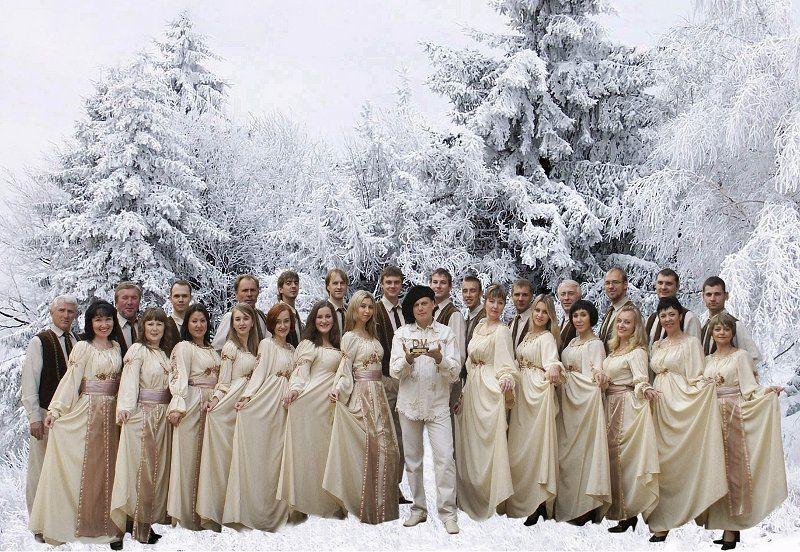 В благотворительном концерте примет участие хоровая капелла