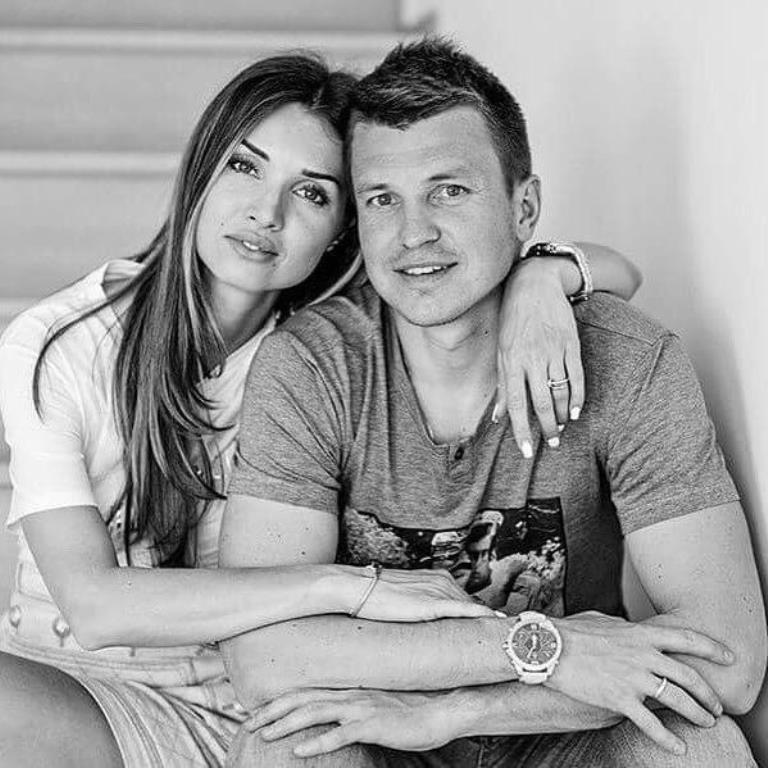 Руслан Ротань з дружиною Христиною / zbirna.com