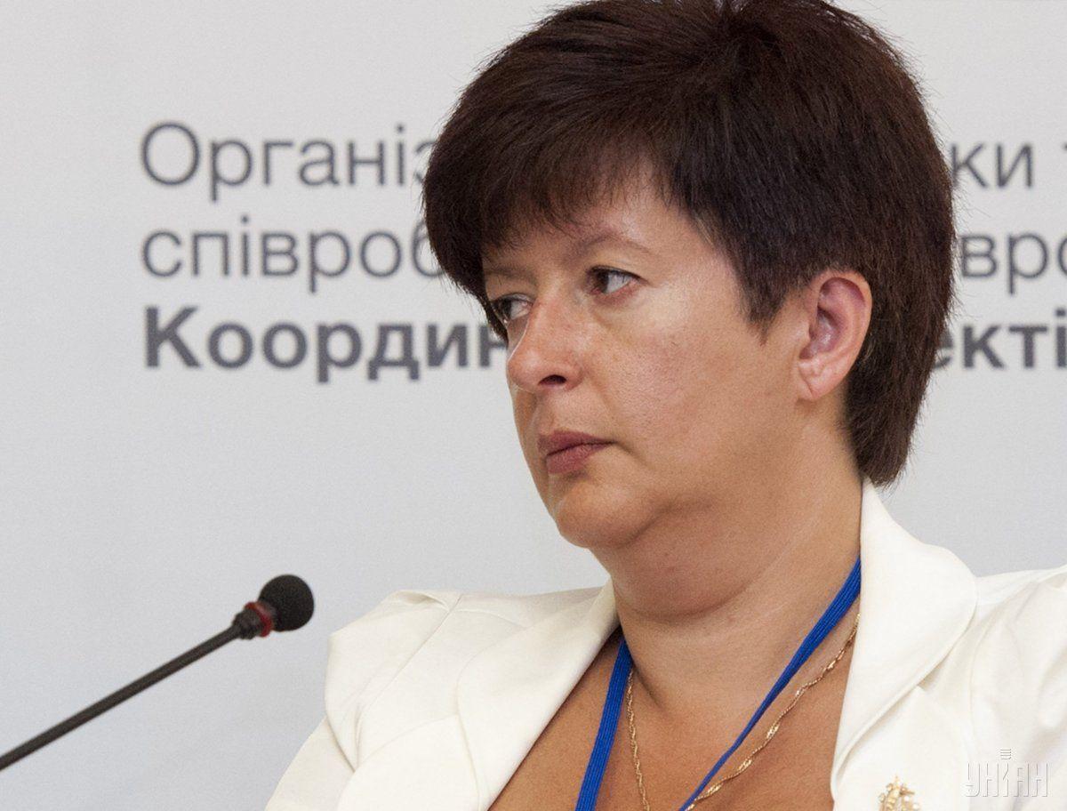 Лутковская заявила, что участники подгруппы обсуждают возможность одновременного освобождения удерживаемых лиц / фото УНИАН