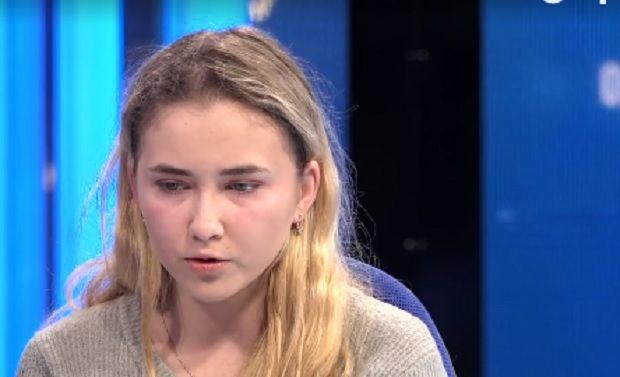 Дочка Ноздровской розповіла про вбивство / Скріншот