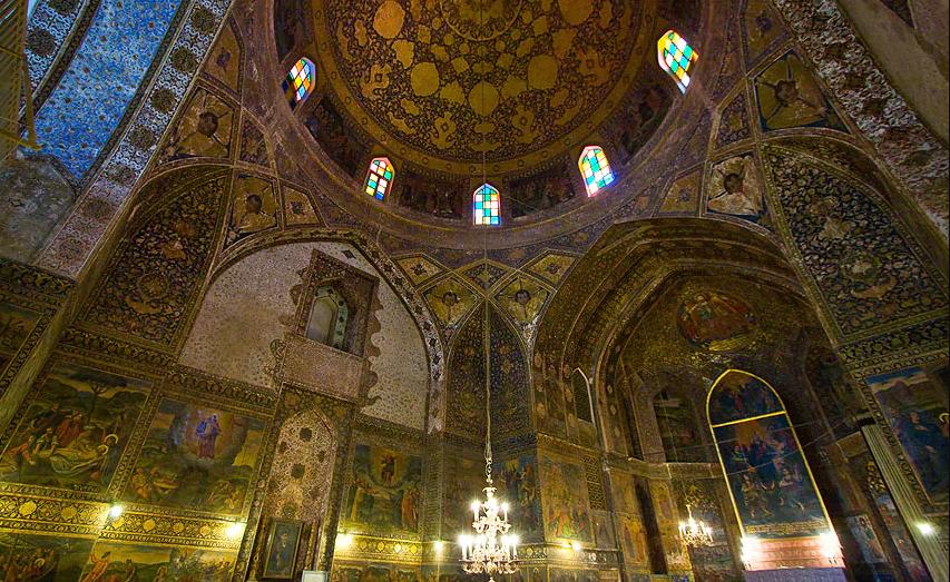 Вифлеемская церковь, Иран / telegraph.co.uk