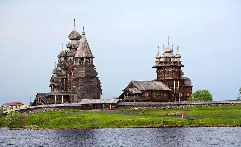 Церковь Преображения, Республика Карелия, Россия / telegraph.co.uk