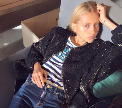 У модели черепномозговые травмы, переломы костей лица / фото vk.com Лиза Кузьменко