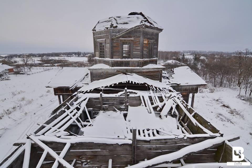 Покровська церква / В Чернигове.INFO