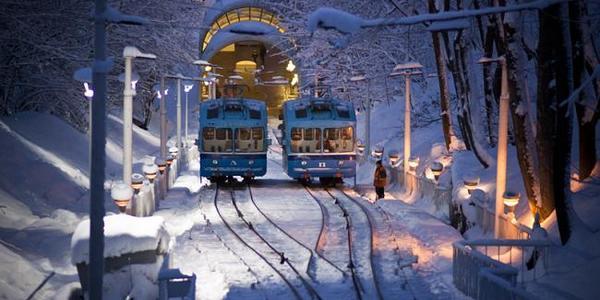 На Рождество в Киеве изменится расписание движения общественного транспорта / vechirniykiev.com.ua