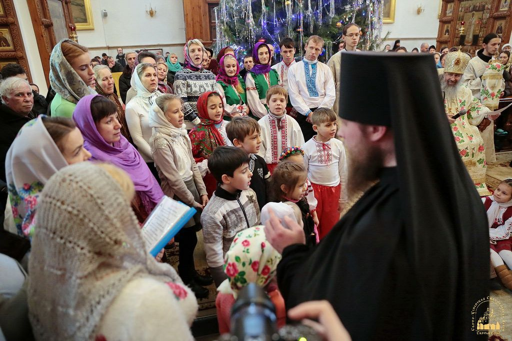 В Святогорской лавре состоится масштабный фестиваль колядок / svlavra.church.ua