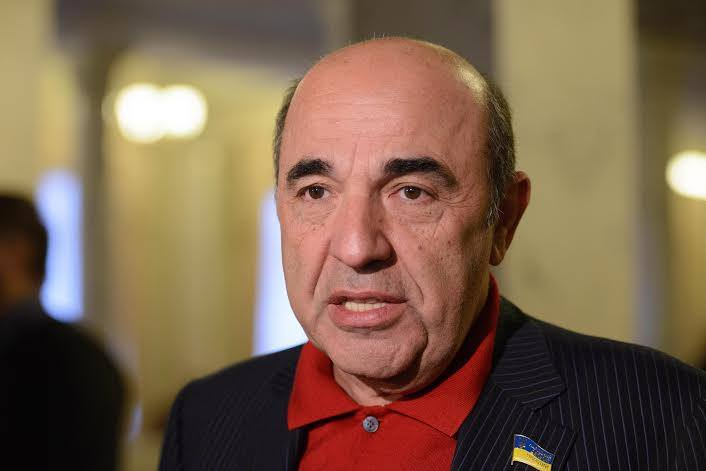 Вадим Рабинович / фото пресс-службы депутата