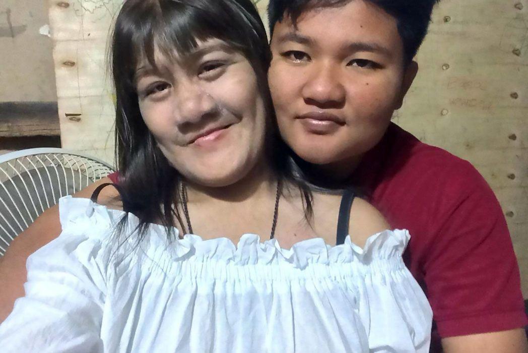 Девушка охотно делится в соцсетях фото с новоиспеченным мужем / фото asiawire.com.tw