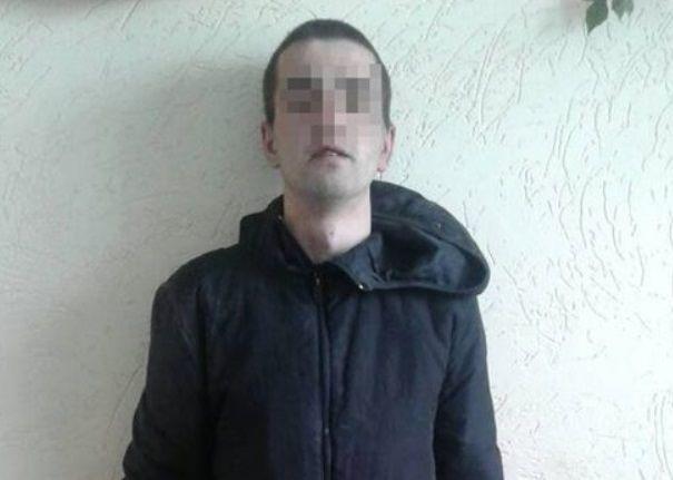 Зловмисника затримала поліція / фото facebook.com/Печененко