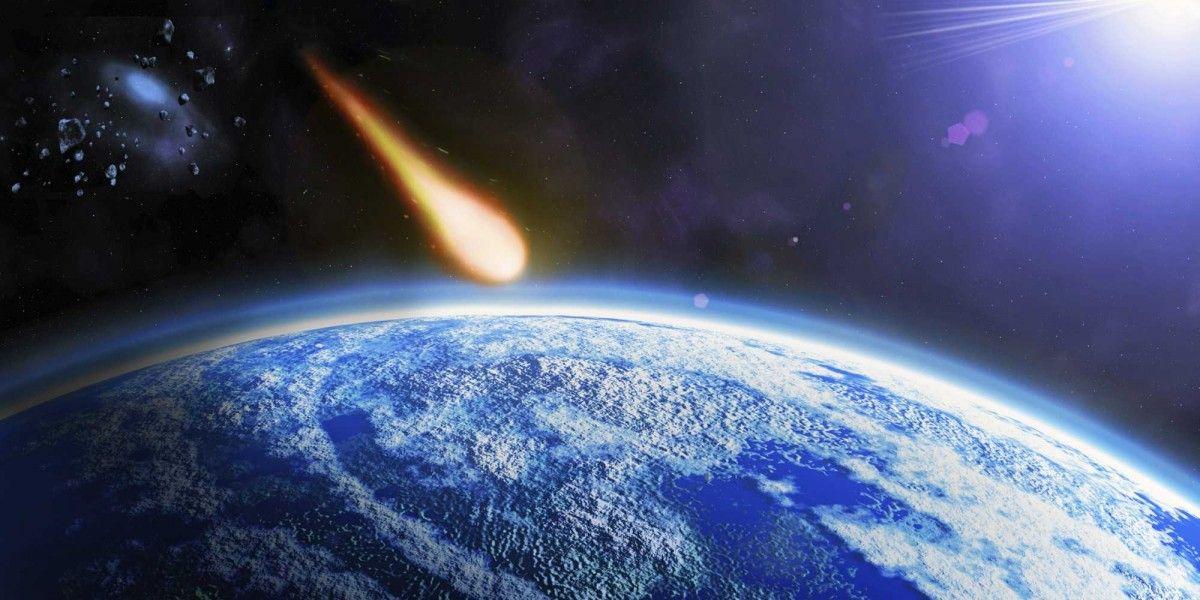 Геологи натрапили на сліди невідомої метеоритної катастрофи давнину / фото naked-science.ru