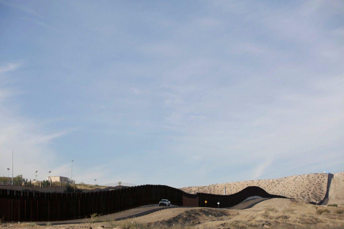 Граница США и Мексики / REUTERS