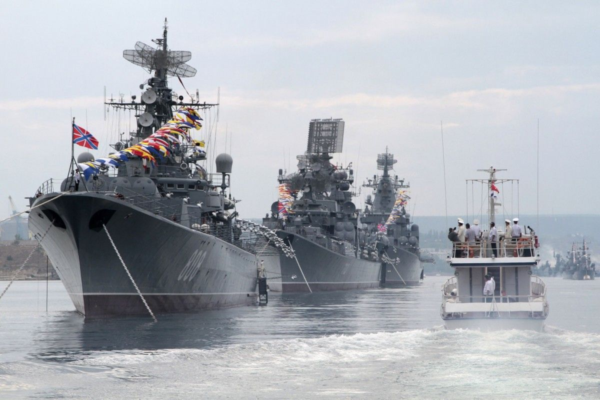 Russia;s Navy / REUTERS