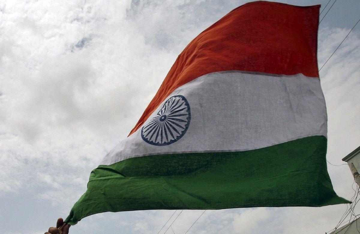Прапор Індії, ілюстрація / REUTERS