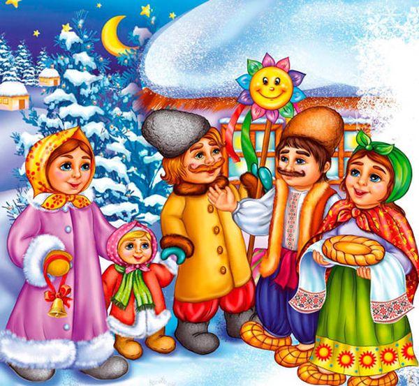 Украина празднует Рождество в соцсетях / telegraf.com.иа