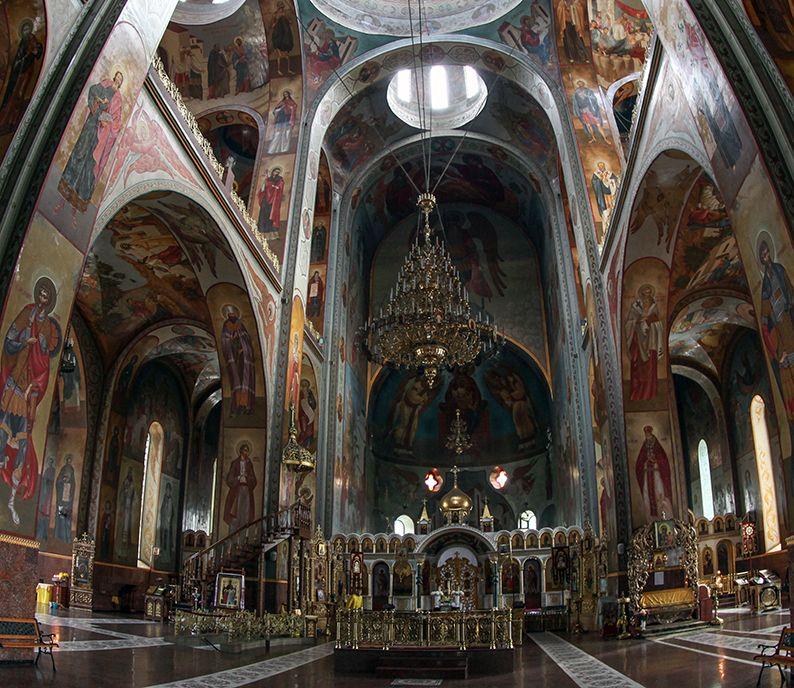 Обновление святынь массово наблюдается в Черкассах / cherkasy-orthodox.com.ua
