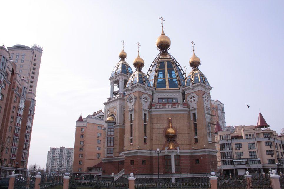 Церковь была освящена Блаженнейшим Митрополитом Владимиром в 2008 году / news.church.ua