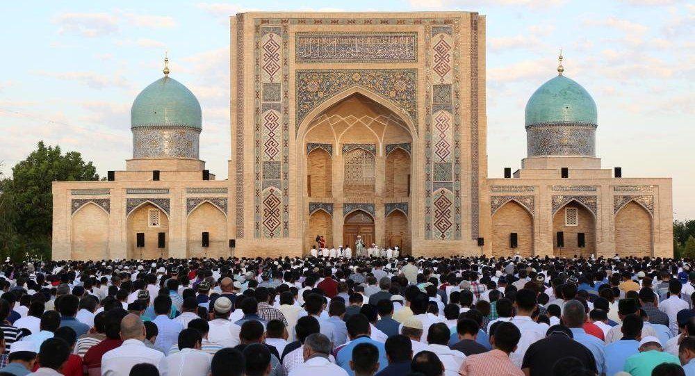 Центральная мечеть Ташкента