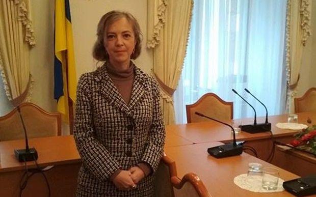 Ноздровська последнее время ни за что не волновалась / фото facebook/Ноздровская