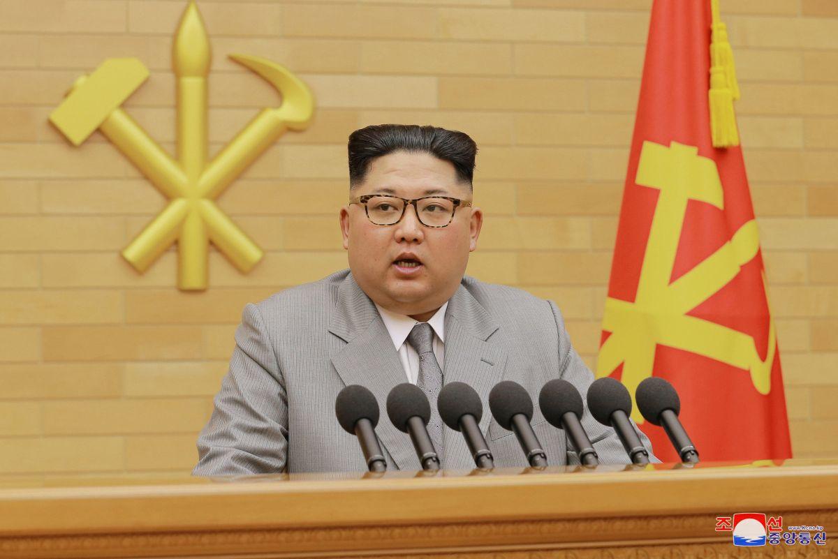 Лидер КНДР Ким Чен Ын / REUTERS