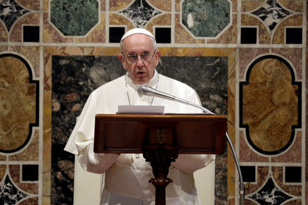 Папа Римский Франциск / REUTERS