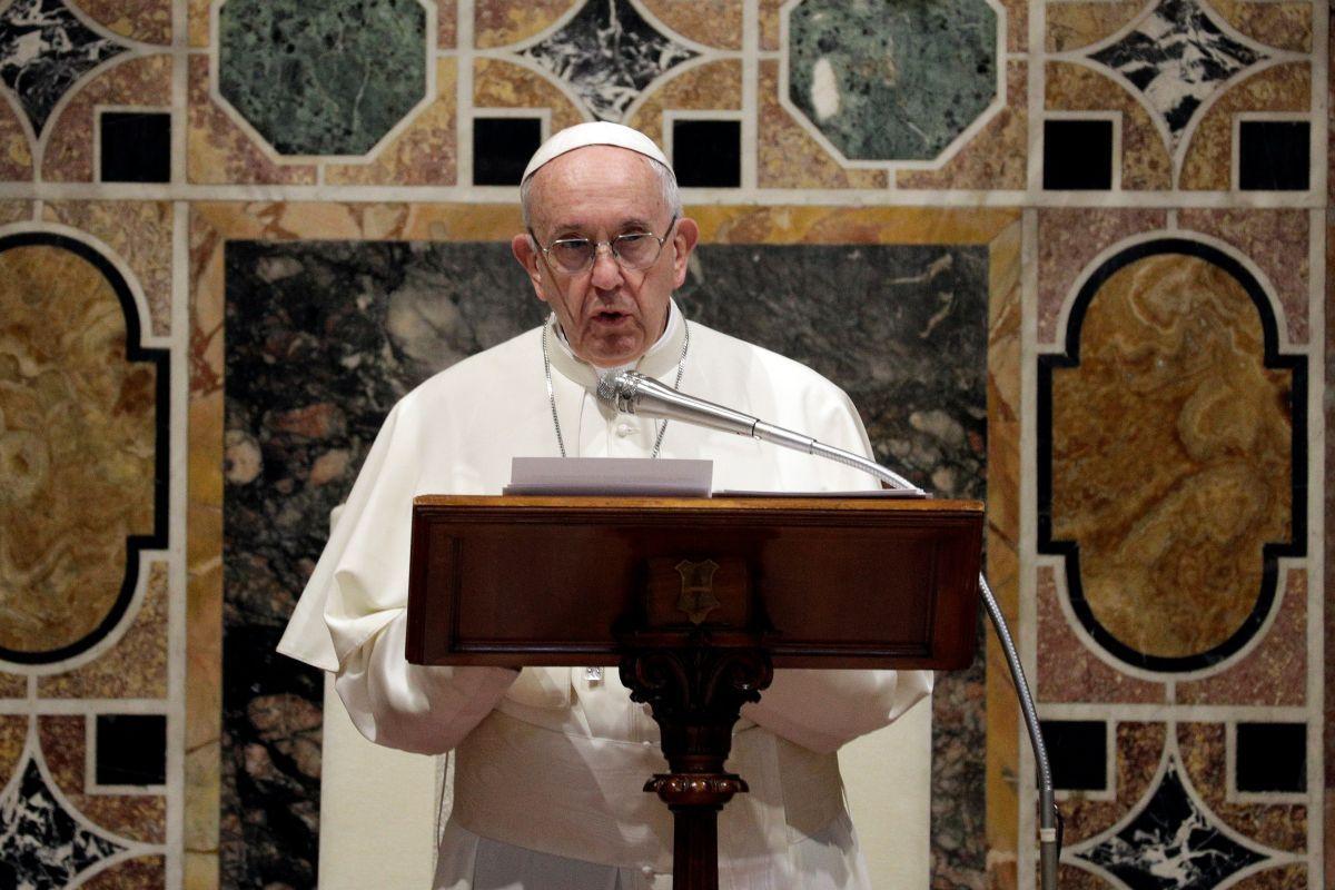Папа Франциск \ REUTERS