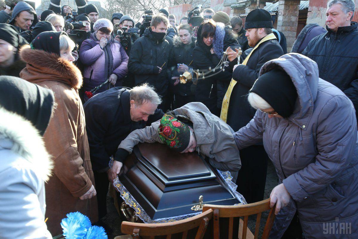 В убийстве Ноздровської подозревают Россошанського / фото УНИАН