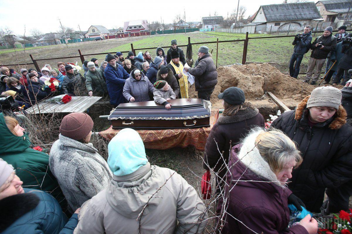 В убийстве Ноздровской подозревают Россошанского / фото УНИАН