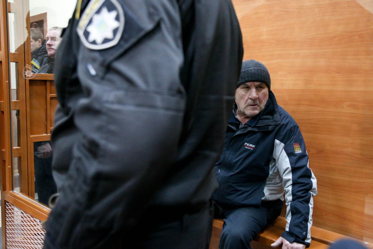 Россошанський в суе заявив, що згоден з підозрою / фото УНІАН