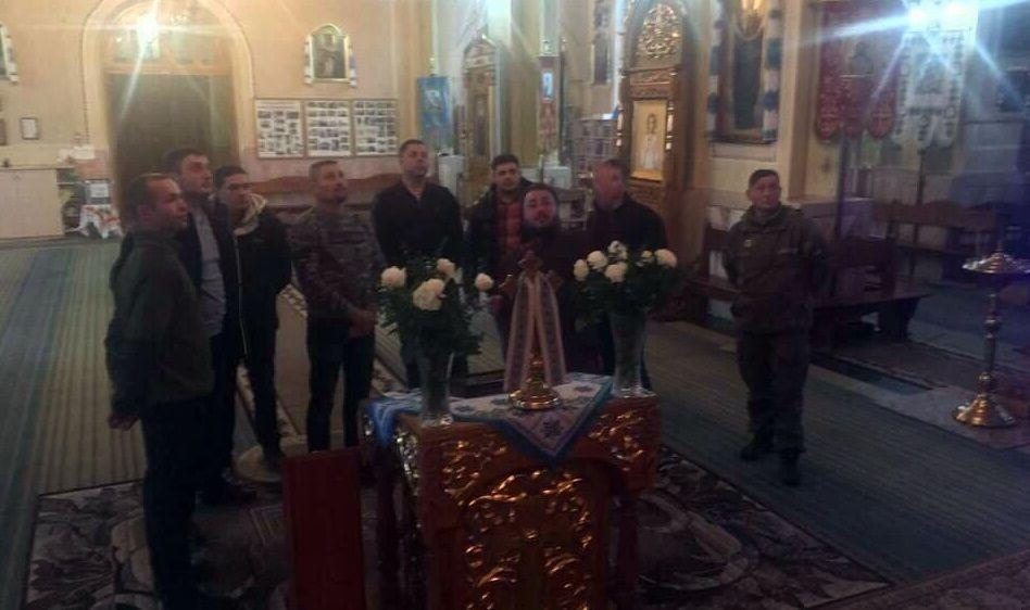 Военные проходят реабилитацию после службы / upc.lviv.ua