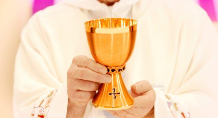 Всім парафіянам нагадали про практику гігієни / newod.com.ua