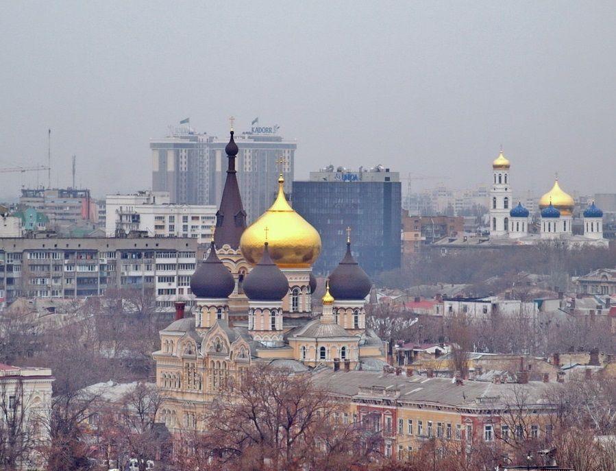 Хулігани не приховували, що їх головною метою є створення провокації / news.church.ua