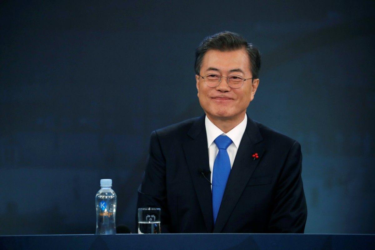 Мун Чжэ Ин / REUTERS
