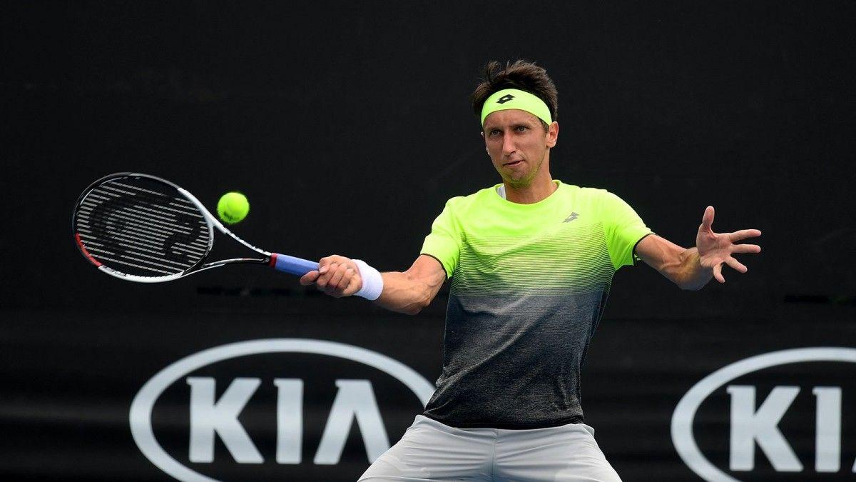 Сергей Стаховский выбыл из квалификации Australian Open / twitter.com/UkrainianTennis