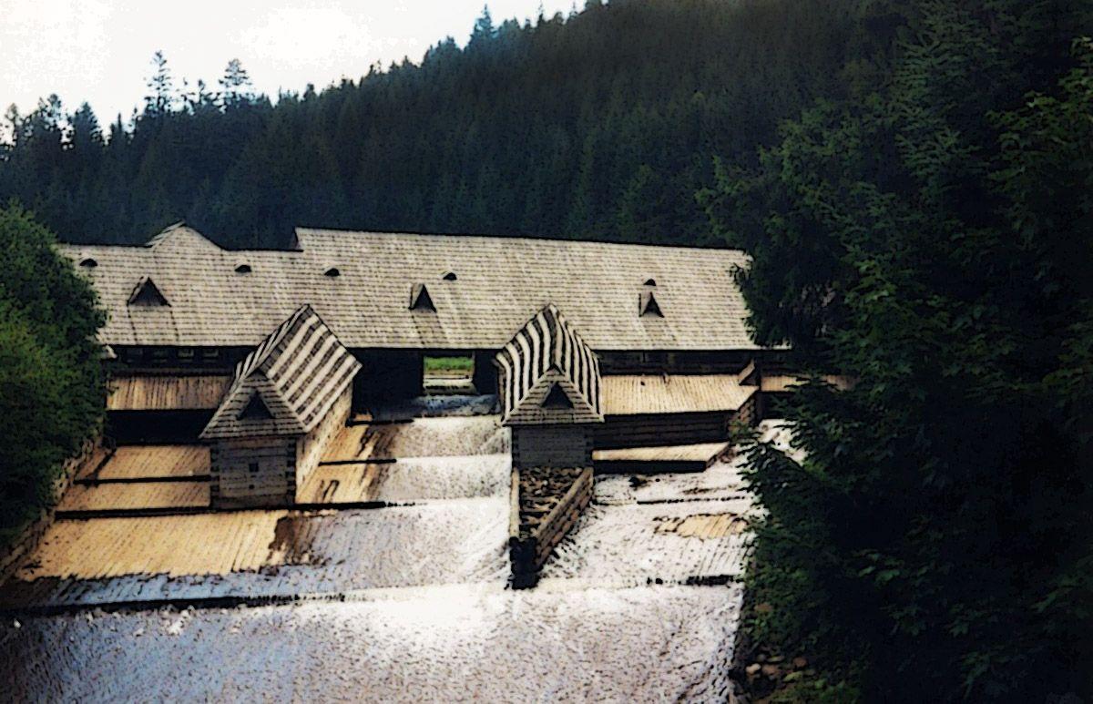 Музей входит входит в состав Национального природного парка