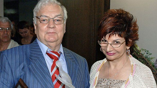 Умер Михаил Державин: супруга актера дала комментарий / скриншот