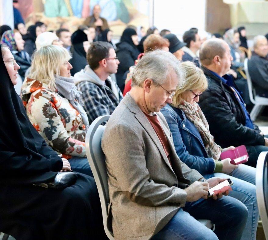 У читаннях взяли участь представники наукового співтовариства і дипломатичного корпусу / rusdm.ru