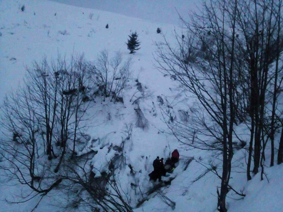 Рятувальникам вдалося дістатися до місця знаходження туристів / facebook.com/MNS.GOV.UA