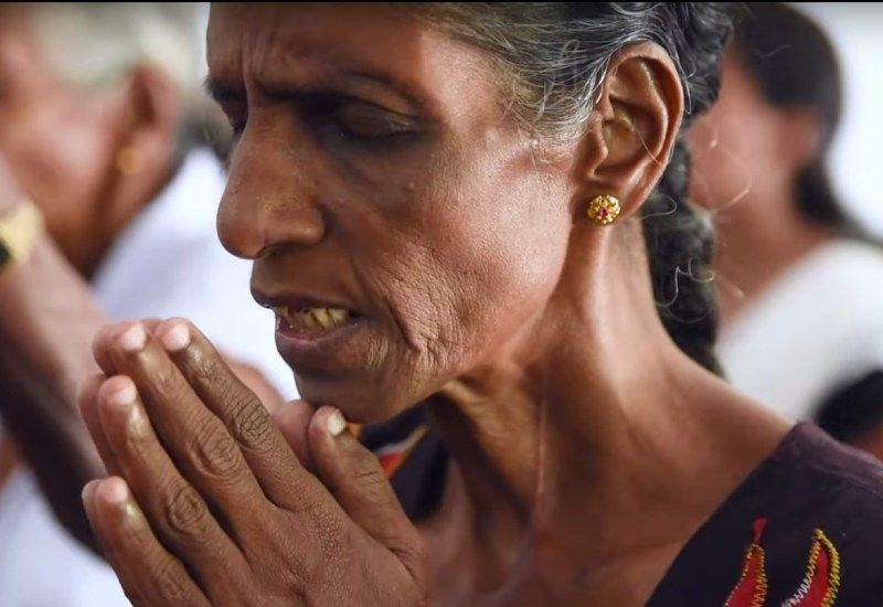 За прошлый год были убиты ради веры почти 3100 христиан / credo.pro