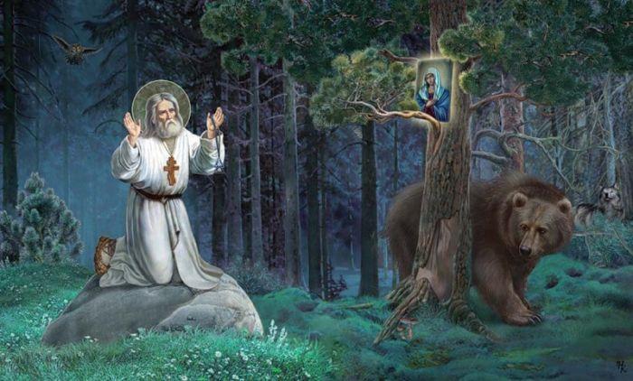Преподобный Серафим Саровский очень понятен не только христианам, но  и буддистам и людям других конфессий / likorg.ru