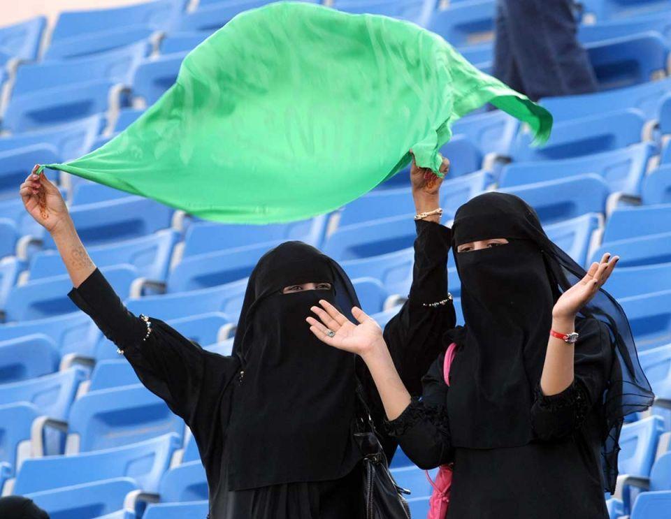 Жінок в Саудівській Аравії вперше пустять на футбольні стадіони / arabianbusiness.com