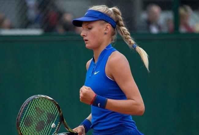 Даяна Ястремская впервые в карьере вышла в полуфинал турнира серии WTA / btu.org.ua