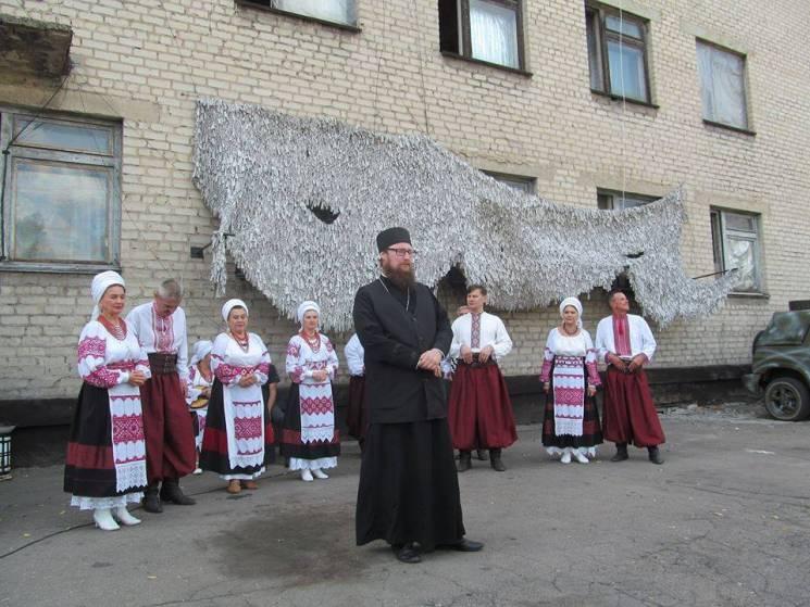 Проукраинские взгляды иерея уже давно приводили к недоразумениям с другими членами Запорожской епархии УПЦ МП / Фото zp.depo.ua