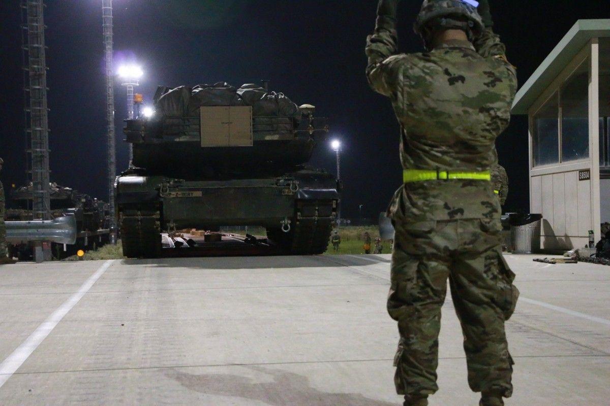 США у рамках ротації перекинуть до Європи танкову бригаду Ironhorse / Facebook