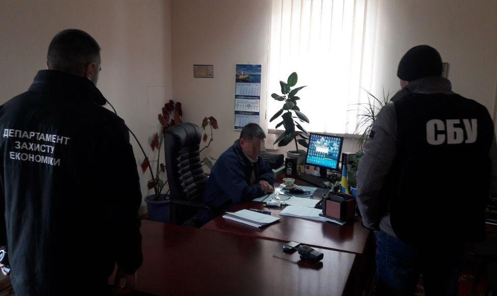 Зловмисники шантажували працівника / фото ssu.gov.ua
