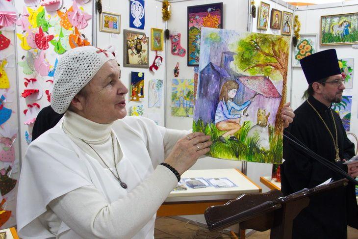 Діти малювали красу Божого світу / portal-pravoslavie.sumy.ua