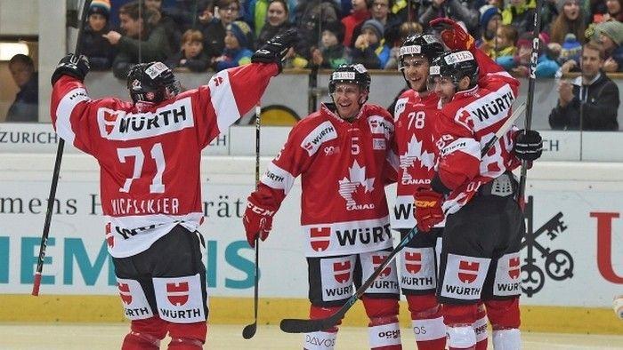 Сборная Канады объявила состав на Олимпиаду / tsn.ca