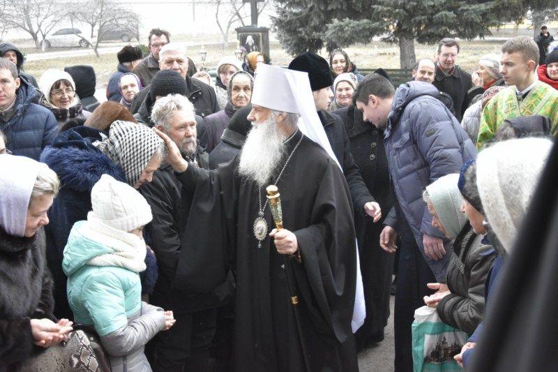 На сугубій єктенії була піднесена молитва про мир в Україні / news.church.ua