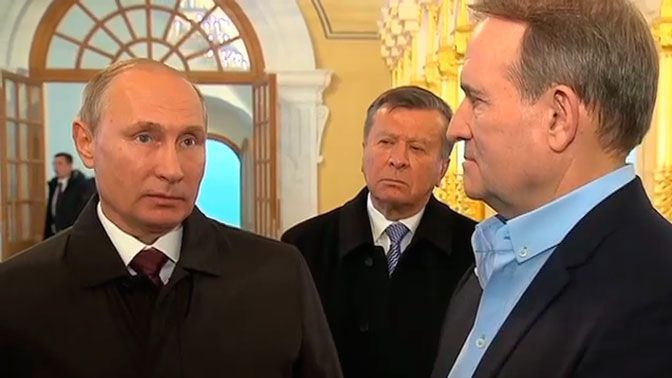 Гордон рассказал, почему Медведчук не сбежал из Украины / скриншот